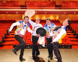 Japi Berdei Perú un espectáculo que unirá cantos