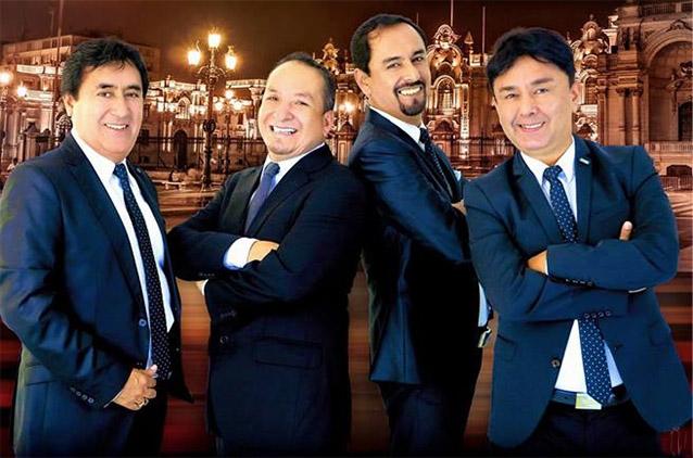 Los Ardiles, los primeros en felicitar a MusicaCriolla.pe