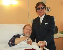 Augusto Polo Campos se recupera y recibe regalías de APDAYC