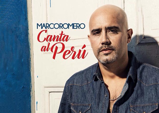 Marco Romero el cantante criollo más solicitado por fiestas patrias 2015
