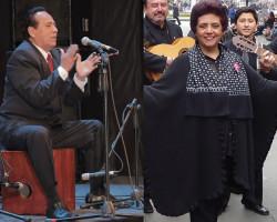 Artistas de la música criolla tradicional y de las modernas fusiones afroperuanas felicitan a MusicaCriolla.pe