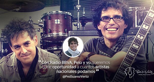 La música afroperuana también sonará en las oficinas del BBVA