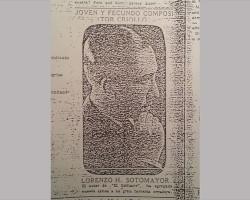 Los 100 años de Lorenzo Humberto Sotomayor, el suplente de Lolo Fernández