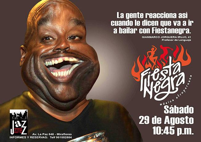 La creatividad de Fiesta Negra llega a sus carteles