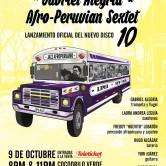 Gabriel Alegria Afro-Peruvian Sextet, concierto en Cocodrilo Verde, Lima