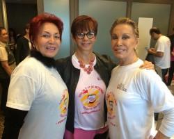 Cecilia Bracamonte se une a colecta de la Liga contra el Cáncer