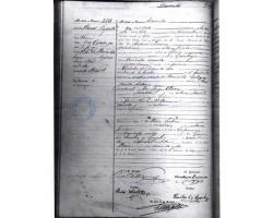 ¿ Cuándo nació  Augusto Ascues Villanueva 'El Señor de la Jarana' ?