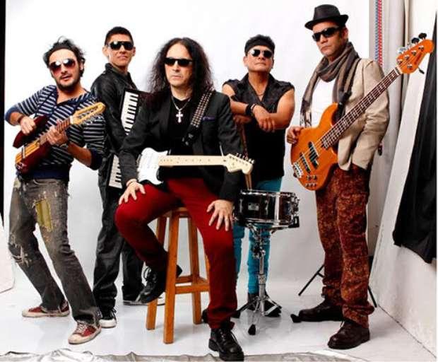 """Banda de rock Vértigo incursiona en el """"Festejo pop"""""""