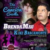Brenda Mau y Kike Bracamonte, concierto en Madrid