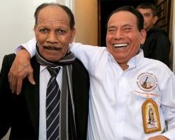 Pepe Villalobos y Adolfo Zelada homenajeados por Asociación Nacional de Periodistas del Perú