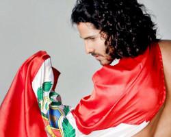 """Hombre de Fe: """"Pisko"""" lanza tema para incentivar a la Selección de Fútbol"""
