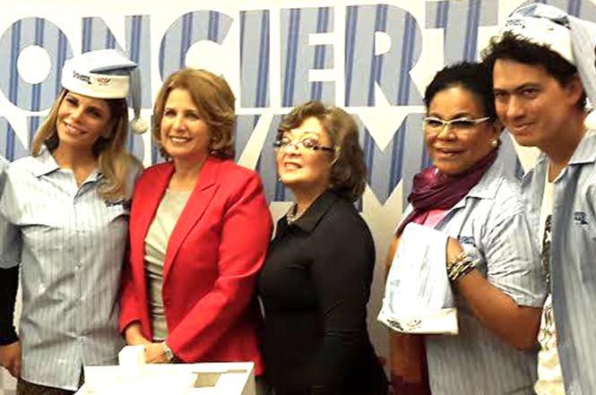 """Eva Ayllón encabeza el """"Concierto Pijamas"""" a favor de pacientes con cáncer"""