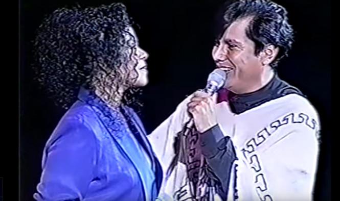 Los Kjarkas tocarán con Eva Ayllón