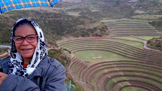 Eva Ayllón recibirá el Año Nuevo en Cusco