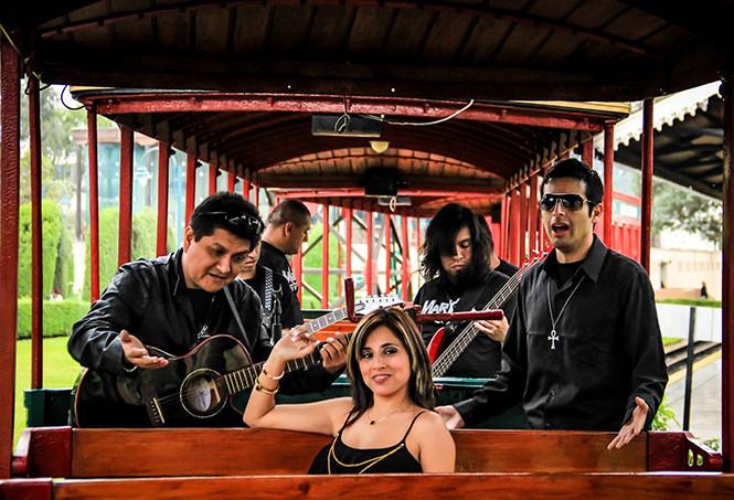 """Banda de rock Markess lanza """"Yo la quería patita"""" a ritmo de ska"""