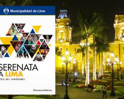 Música criolla y afroperuana para celebrar el 481º Aniversario de Lima