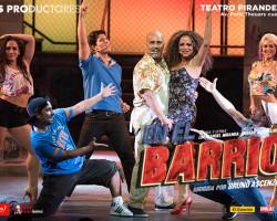 Polifacético Marco Romero, muestra sus aptitudes de actor en 'En el Barrio'