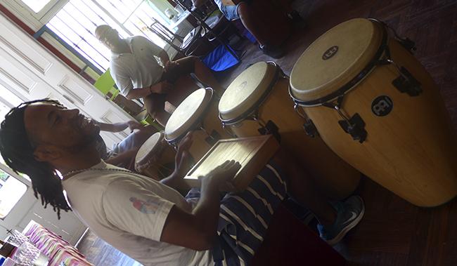 Percusión afroperuana, afrolatina, africana…¡AfroPerú!