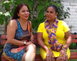 Eva Ayllón y Marisol juntas por el Día de la Madre