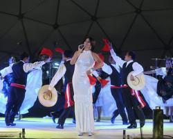 """Fabiola de la Cuba presenta danzas y canciones del Perú en """"El poder de lo nuestro"""""""