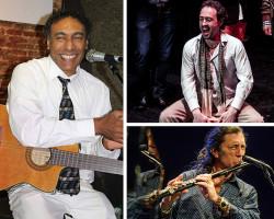 'Más allá del Perú' la nueva música de Octavio Santa Cruz