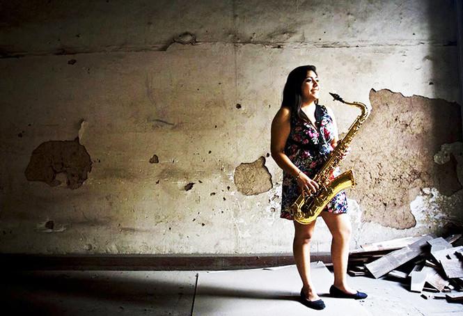 Claudia Medina Quispe, la primera instrumentista peruana becada en Berklee