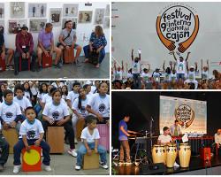 Pasión por el cajón peruano y percusión afroperuana trasciende fronteras cultural y comercialmente