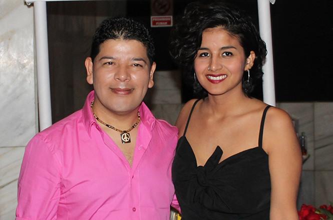 Brenda Mau y Kike Bracamonte actuarán juntos en Madrid por fiestas patrias peruanas
