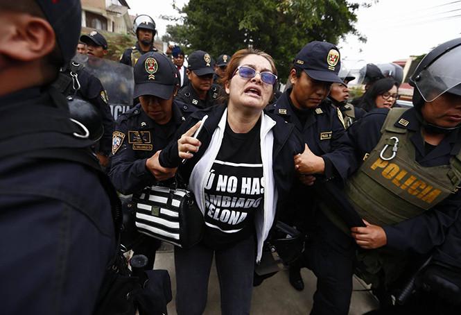 La incursión de Nicomedes Santa Cruz en la carrera electoral del Perú