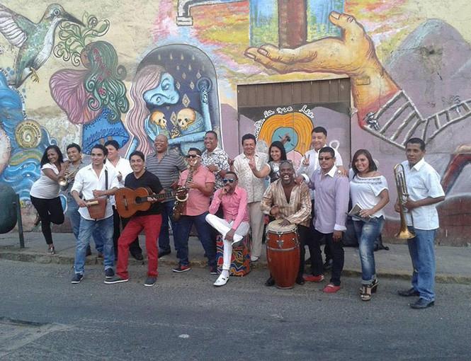 ¡Frankie Vásquez, Riko Walker, Mayito Rivera y Michael Stuart en nuevo CD de Cosa Nuestra!