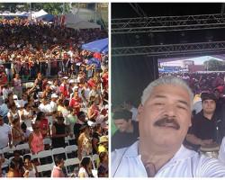 Carlos Rincón y Los Avilés se presentaron en X Festival Peruano en New Jersey, EE.UU.