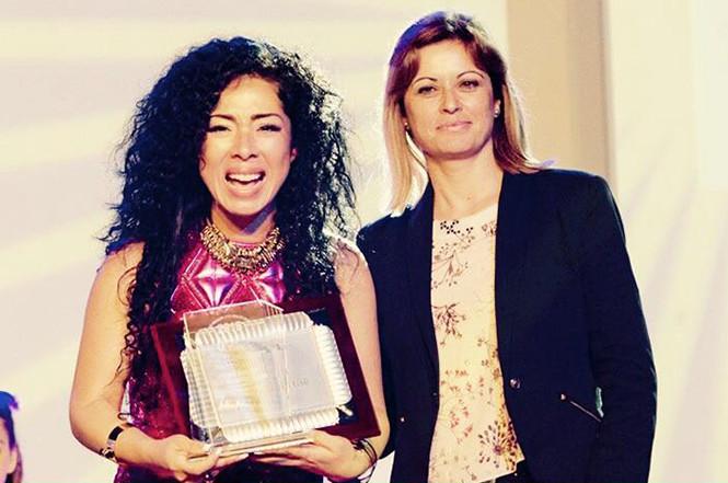 Kiara Franco ganó máximo premio para Perú en Tenerife