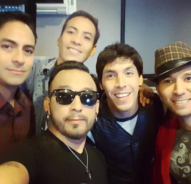 """""""D'6"""" sorprende difundiendo música peruana solo con la voz"""