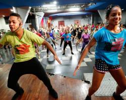 """Eder Campos invita a """"afro-moverse"""""""