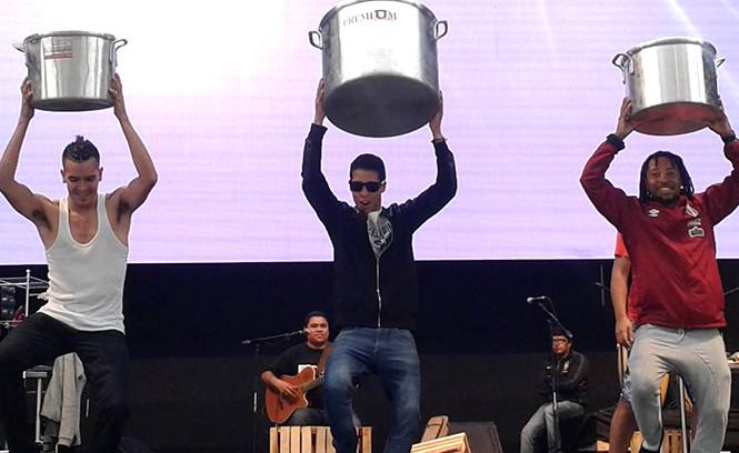 """PERKUCINA"" se presentará en Mistura 2016"