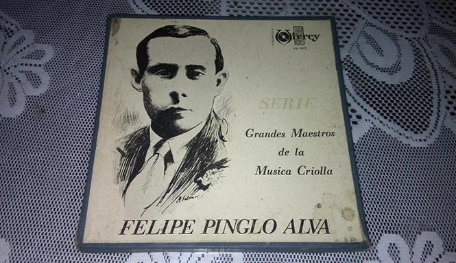 Obra de Felipe Pinglo, Patrimonio Cultural de la Nación
