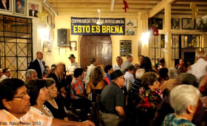 Centro cultural musical Breña musicacriolla.pe