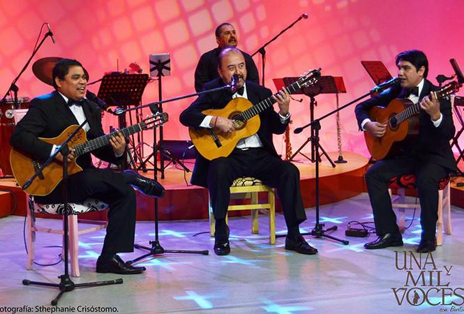 Jarana solidaria para reponer instrumentos de guitarrista Alonso Salas
