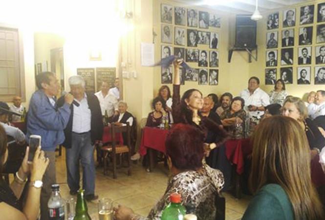 Las fiestas se armaron también en los centros culturales