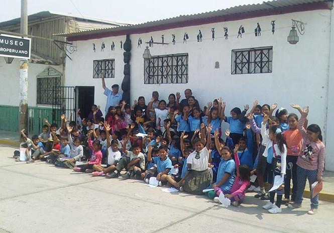Zaña celebra 453° aniversario con amigos limeños que llegan por la ruta Malambo – Zaña – Lima