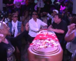 Despedida a golpe de festejo para Lucila Campos