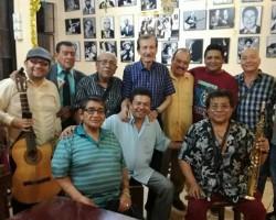 Renzo Gil y La Guardia Vieja alistan concierto y tercer disco