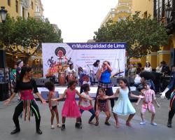 MusiAfrofem, ritmos afroperuanos en clave de mujer hacen bailar a los limeños