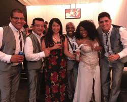 Afrocandela obtiene Gaviota de plata para Perú a Mejor Intérprete