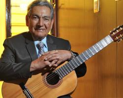 Rafael Amaranto cruza puente de la incomunicación gracias a la música