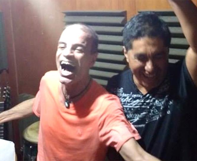 Frankie Vásquez graba con Cosa Nuestra en Lima