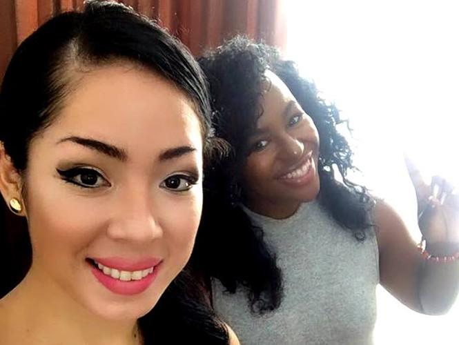 Gabriela Hayre y Kiara Franco, voces ganadoras juntas en concierto