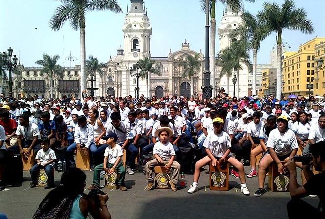 Repiques en todo el mundo por el 10° Festival Internacional del Cajón Peruano