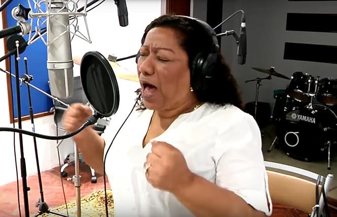 """Artistas nacionales unen sus voces en """"Levántate Perú"""""""