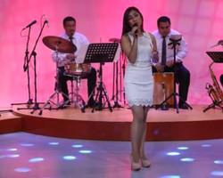 Pierina Caycho alista primer disco de canciones criollas en quechua